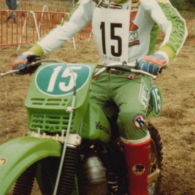 KURT NICOLL COUPE DE L AVENIR 1982